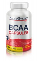 BCAA Capsules Be First (120 капс)