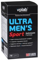 Ultra Men's Sport Multivitamin VPLab (90 табл)
