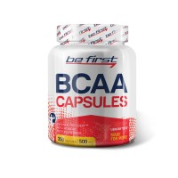 BCAA Capsules Be First (350 капс)