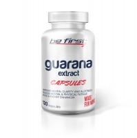 Guarana Extract Capsules Be First (120 капс)