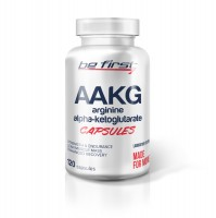 AAKG Capsules Be First  (120 капс)