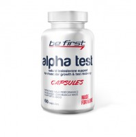 Alpha Test Be First (60 капс)