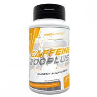 Caffeine 200 plus Trec Nutrition (60 капс)