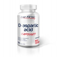 D-Aspartic Acid (DAA) Capsules Be First (120 капс)