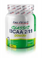 BCAA 2:1:1 Classic Powder Be First (200 гр)