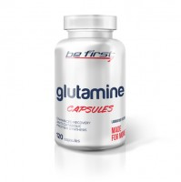 Glutamine Capsules Be First (120 капс)