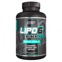 LIPO-6 BLACK Hers Nutrex Research (120 капс)