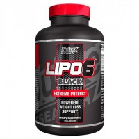 LIPO 6 BLACK Nutrex Research (120 капс)