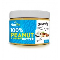 100% Peanut Butter Coconut Smooth OstroVit (500 гр)