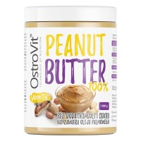 100% Peanut Butter Smooth OstroVit (1000 гр)
