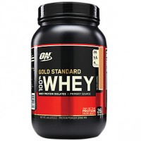 100 % WHEY PROTEIN GOLD STANDARD ON 2LB (907гр)
